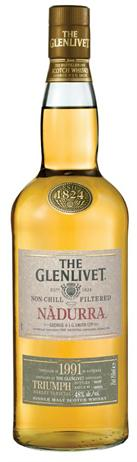 The Glenlivet Glenlivet Scotch Nadurra 1991